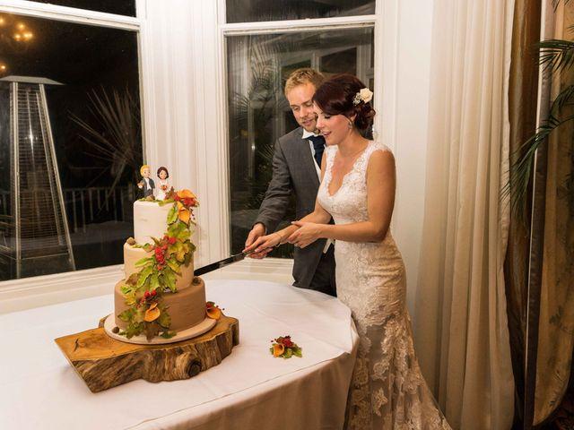 Paul and Rhianne's Wedding in Carbis Bay, Cornwall 16