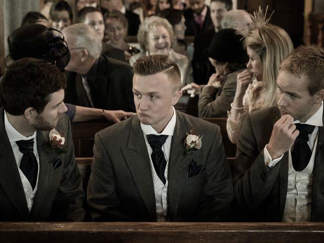 Paul and Rhianne's Wedding in Carbis Bay, Cornwall 8