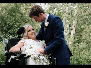 Suzanne & Colin's wedding