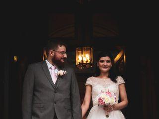 Gemma & Joe's wedding