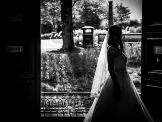 Gemma & Joe's wedding 1