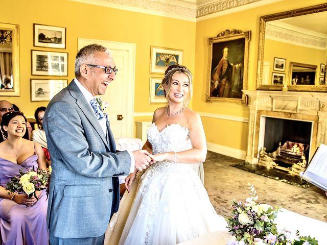 Rashpal and Shae's Wedding in Stoke Poges, Buckinghamshire 2