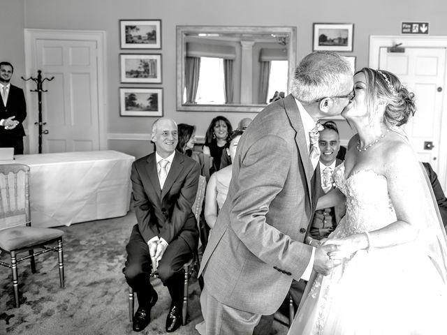 Rashpal and Shae's Wedding in Stoke Poges, Buckinghamshire 5