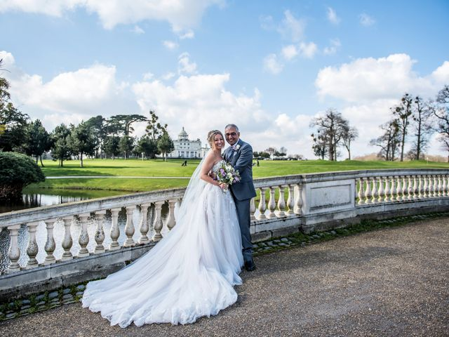 Rashpal and Shae's Wedding in Stoke Poges, Buckinghamshire 7