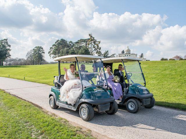 Rashpal and Shae's Wedding in Stoke Poges, Buckinghamshire 9