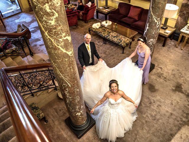Rashpal and Shae's Wedding in Stoke Poges, Buckinghamshire 10