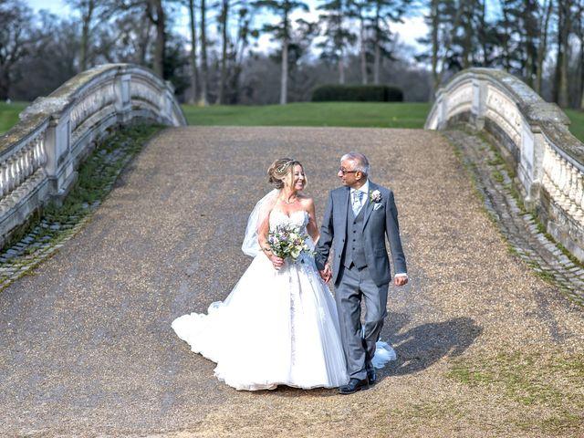 Rashpal and Shae's Wedding in Stoke Poges, Buckinghamshire 12