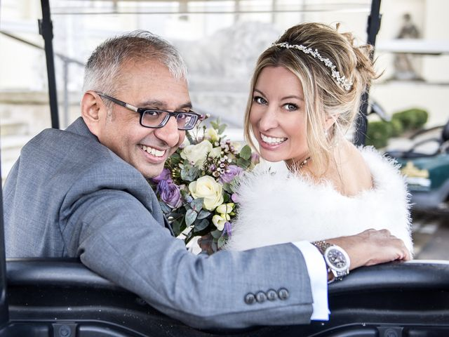 Rashpal and Shae's Wedding in Stoke Poges, Buckinghamshire 1