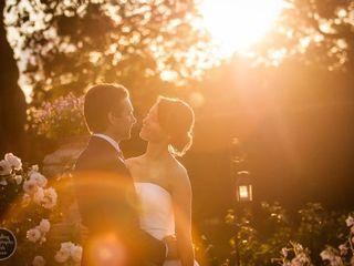 Helen & James's wedding
