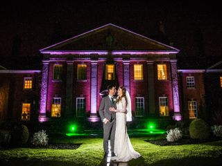 Lizzie & Michael's wedding