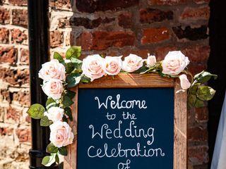 Charlotte & Chris's wedding 1