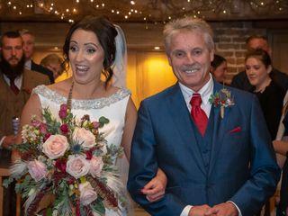 Hannah & David's wedding 1