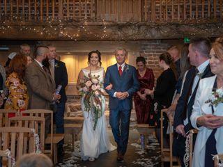 Hannah & David's wedding