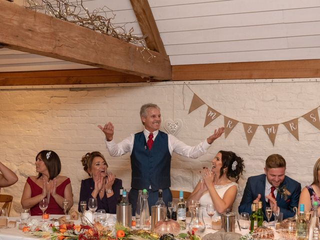 David and Hannah's Wedding in Shrawley, Worcestershire 15