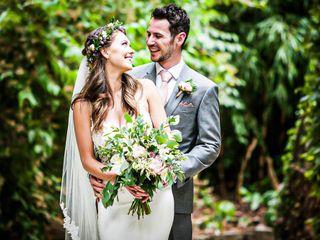 Sam & Ben's wedding
