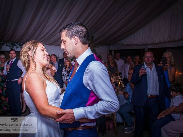 Kathryn & Andrew's wedding