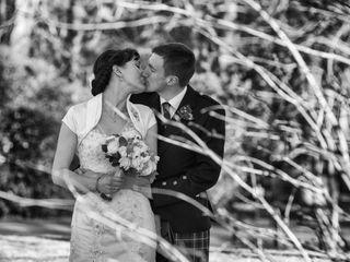 Sophie & Alistair's wedding