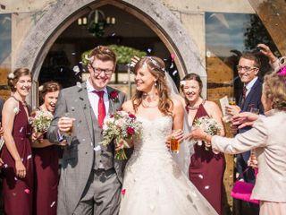 Susannah & Gareth's wedding