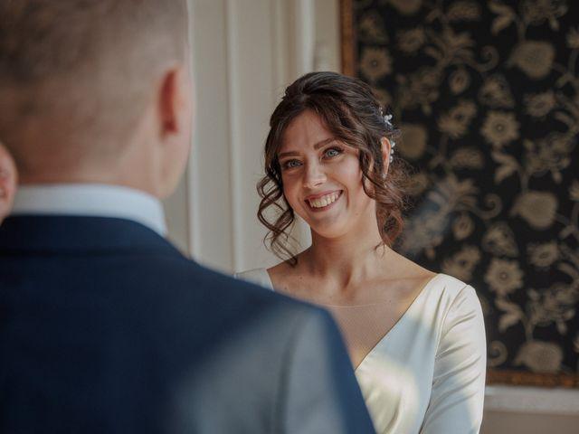 Ekaterina and Ben's Wedding in Sutton, Surrey 5