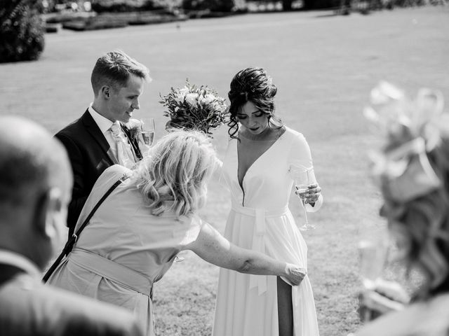 Ekaterina and Ben's Wedding in Sutton, Surrey 8