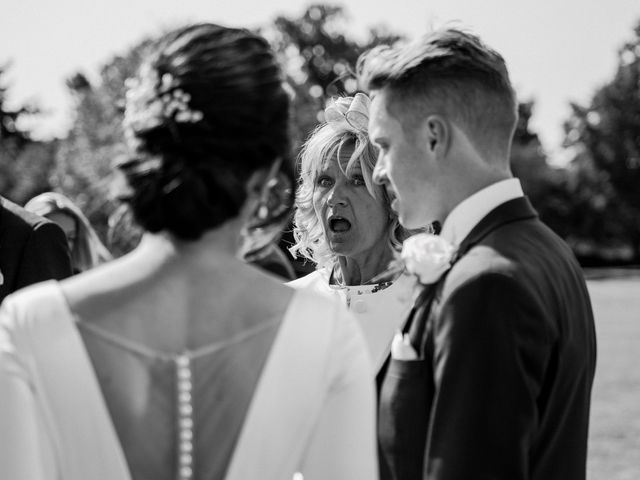 Ekaterina and Ben's Wedding in Sutton, Surrey 16