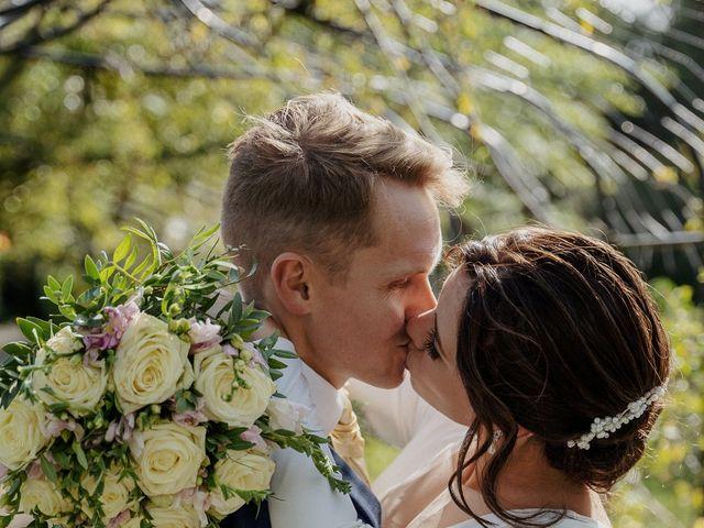 Ekaterina and Ben's Wedding in Sutton, Surrey 17