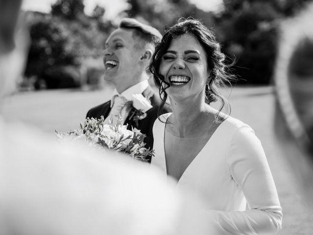 Ekaterina and Ben's Wedding in Sutton, Surrey 25