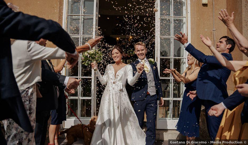 Ekaterina and Ben's Wedding in Sutton, Surrey