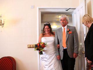 Sarah & Gareth's wedding 2