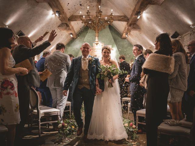 Rachel & Dave's wedding