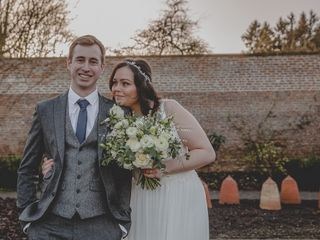Kat & Andy's wedding