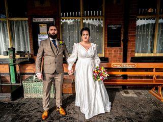 Joni - May & Harrison's wedding