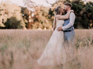 Roo & Luke's wedding