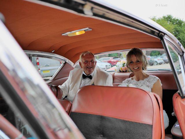 Nicole & Dave's wedding
