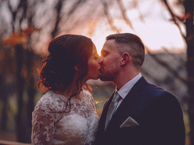 Jade & Craig's wedding