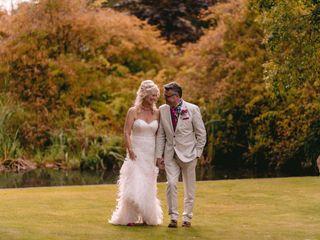 Graham & Amanda's wedding