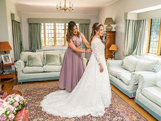 Melissa & Krishan's wedding 1
