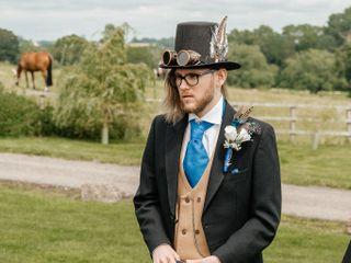 Kathryn & Craig's wedding 1