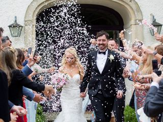 Tamzin & Jon's wedding
