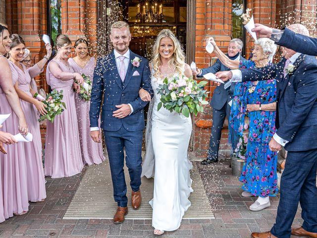 Sophie & Alex's wedding