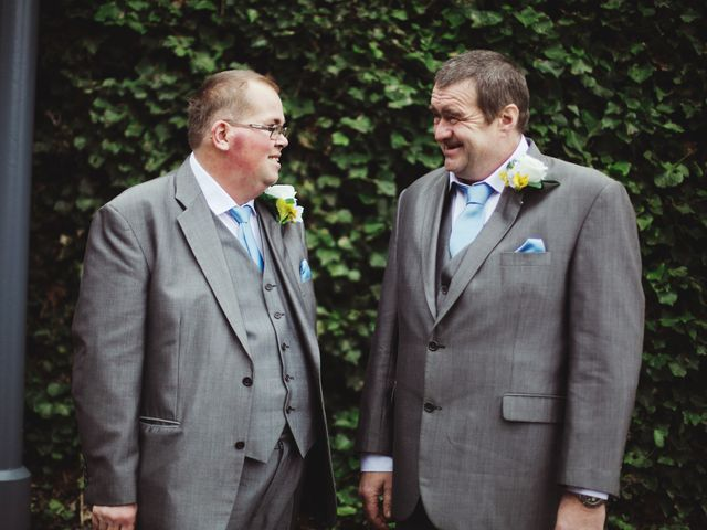 Laura and Chris's Wedding in Wigan, Lancashire 4
