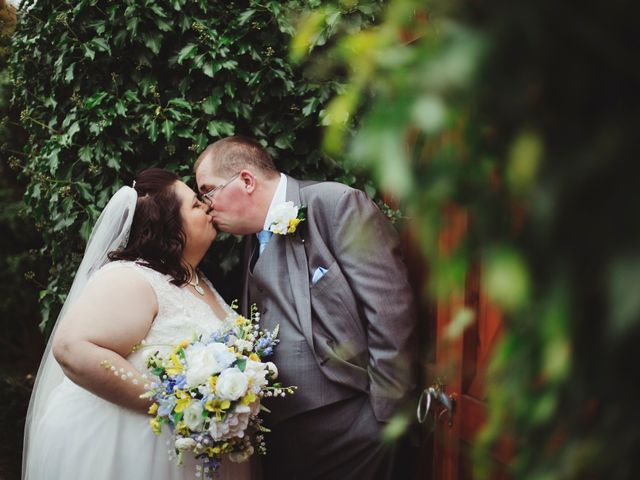Chris & Laura's wedding