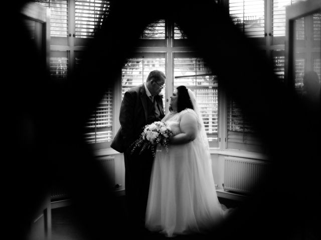 Laura and Chris's Wedding in Wigan, Lancashire 2