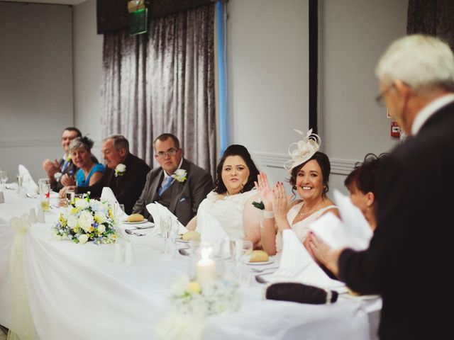 Laura and Chris's Wedding in Wigan, Lancashire 36