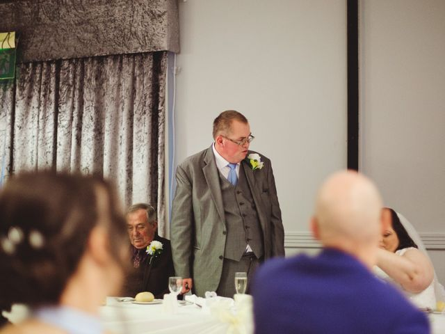 Laura and Chris's Wedding in Wigan, Lancashire 45