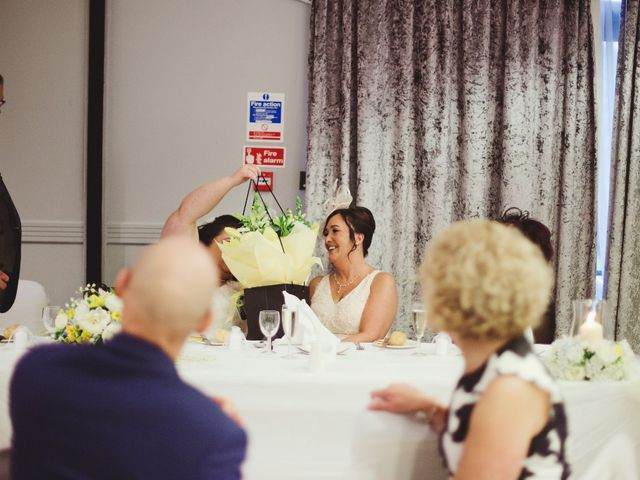 Laura and Chris's Wedding in Wigan, Lancashire 46