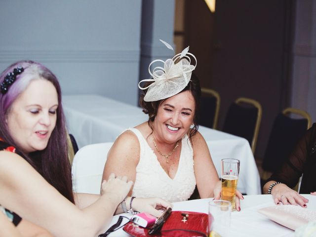 Laura and Chris's Wedding in Wigan, Lancashire 60