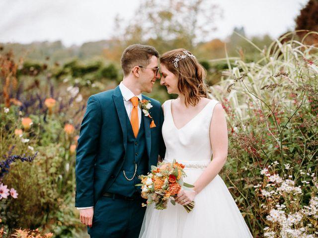 Katherine & Ben's wedding