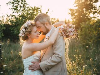 Lizze & Mark's wedding