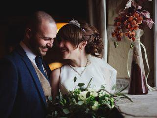 Paul & Kirsty's wedding